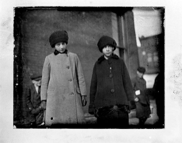 photo of Unidentified Girls