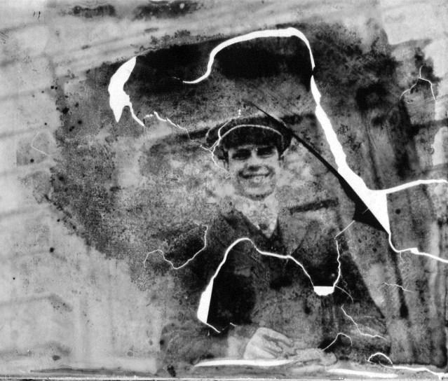 photo of Unidentified Man-1910