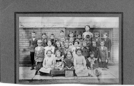 photo of 3rd Grade Classroom