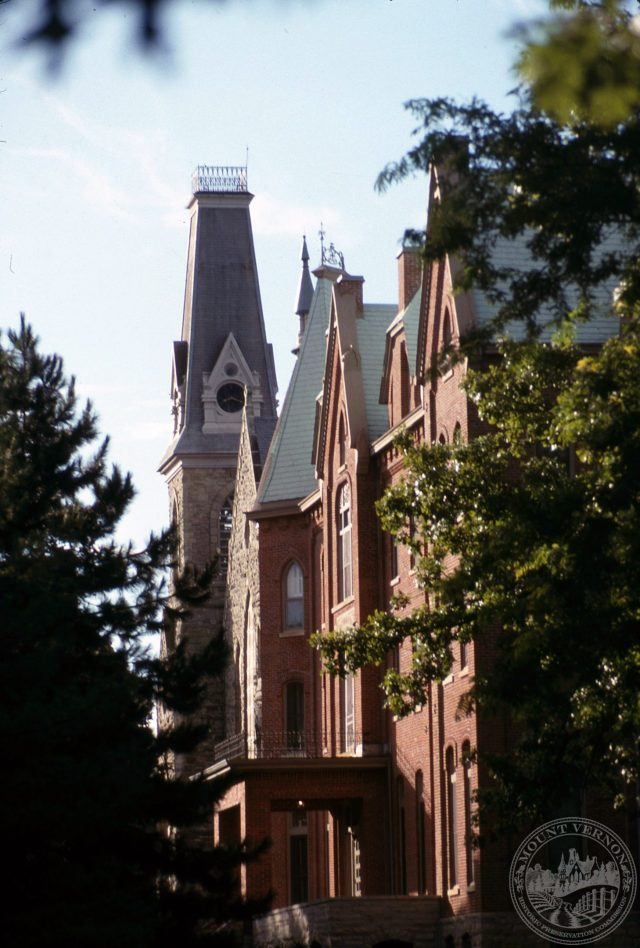 Photo of Bowman Hall and King Chapel