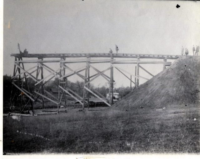 photo of Bridge Building