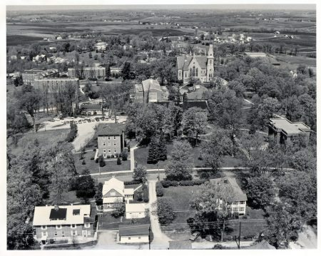 photo of Cornell Aerial