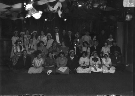 photo of Cornell Student Gathering