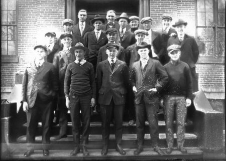 photo of Group of Men