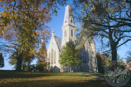 Photo of King Chapel, 1996