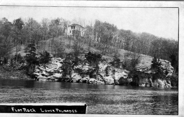 photo of Lower Palisades Postcard
