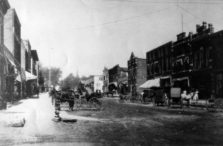 photo of Main Street-1885
