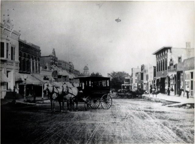 photo of Main Street-1900