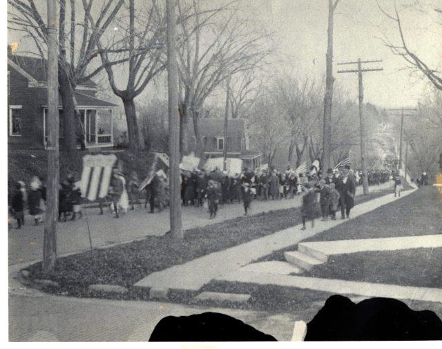 photo of Memorial Day Parade