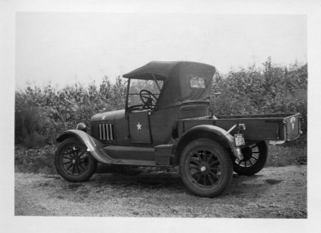 photo of Model T Ford