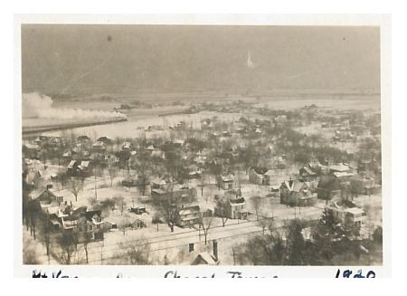 photo of Mount Vernon Aerial