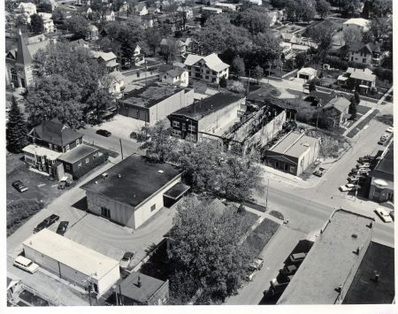 photo of Mount Vernon Aerial-1976