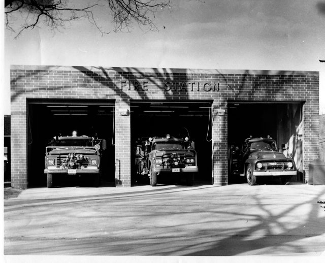 photo of Mount Vernon Fire Station