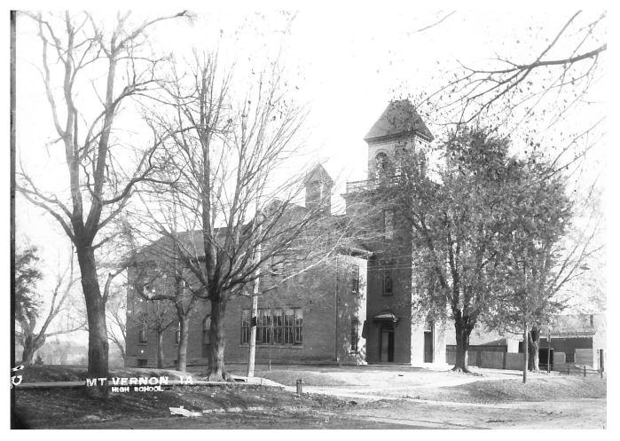photo of Mount Vernon Highschool