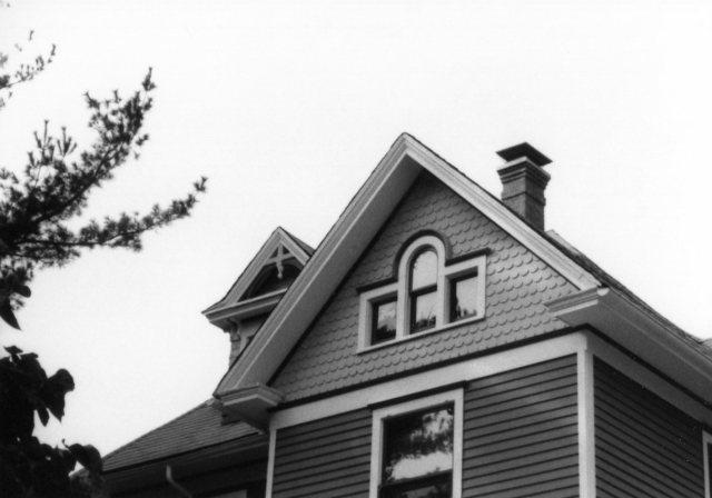 photo of Mount Vernon House-1980