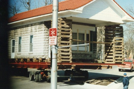 photo of Moving Wolfe Brother's Office