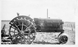 photo of Oliver Tractor