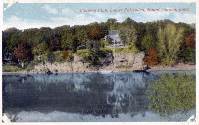 photo of Palisades Postcard