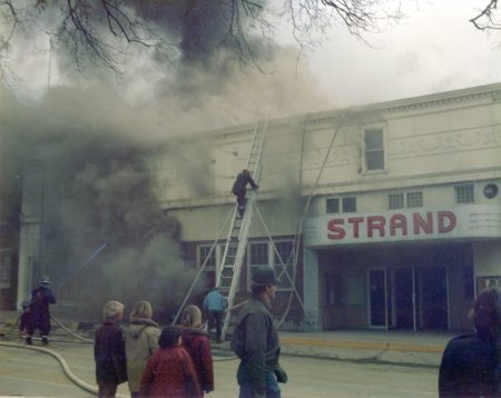 photo of Theater Fire
