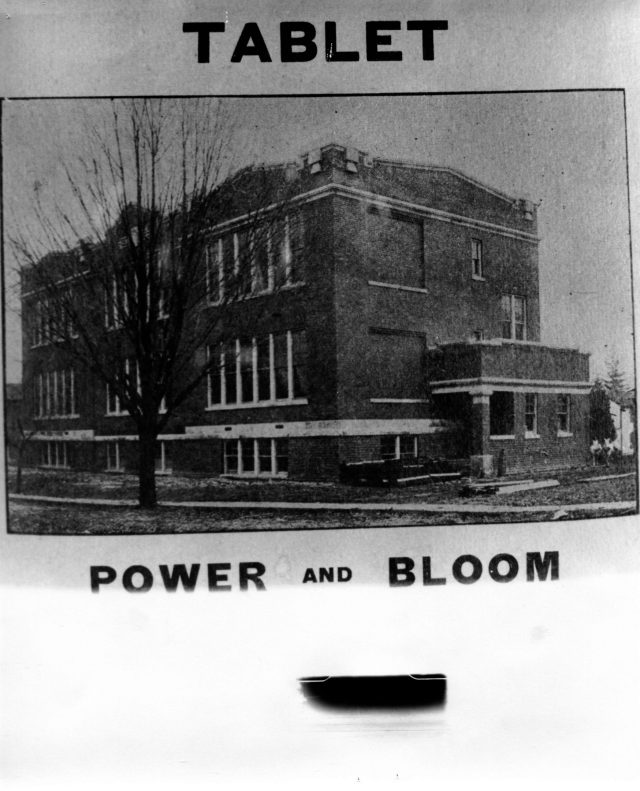 photo of Ward School Print