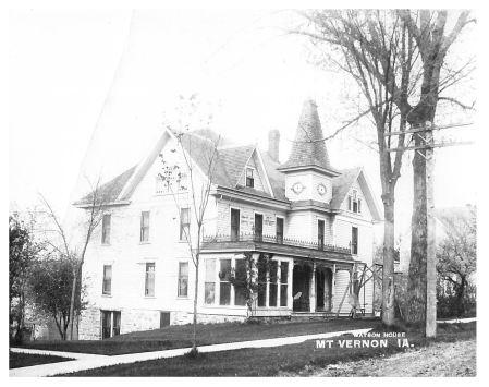 photo of Watson House