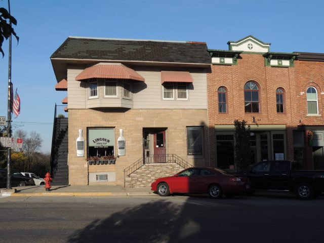 Photo of Ink Store built in 1853.