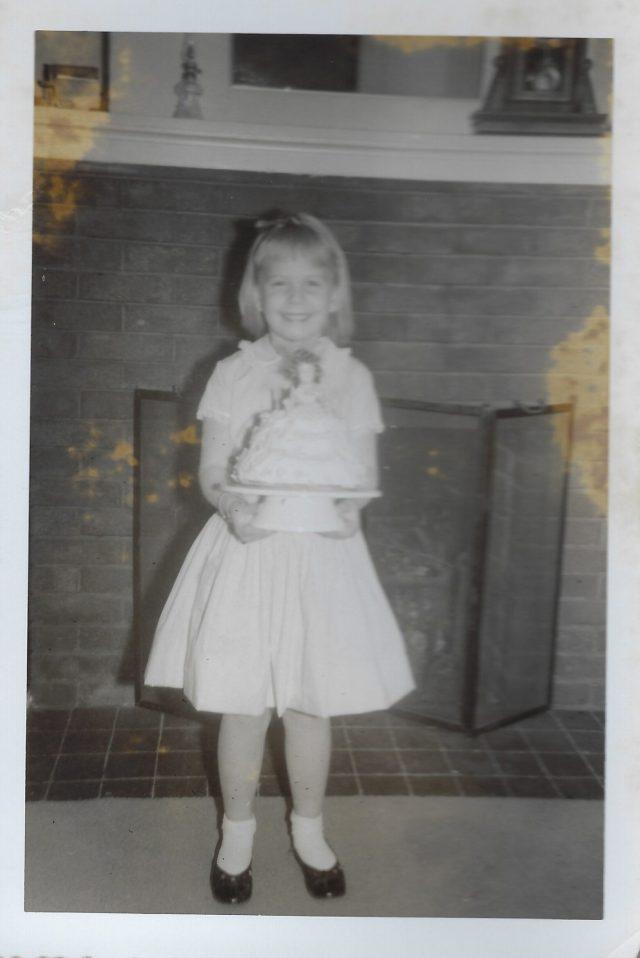 Photo of Marsha Siggins, 1952