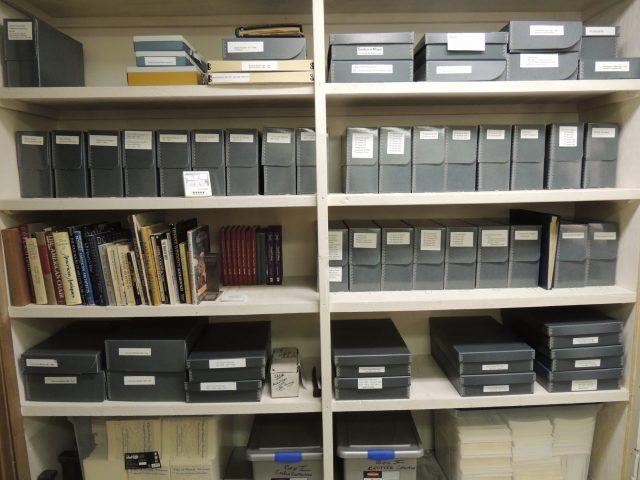 Photo of MVHPC Archives 2019
