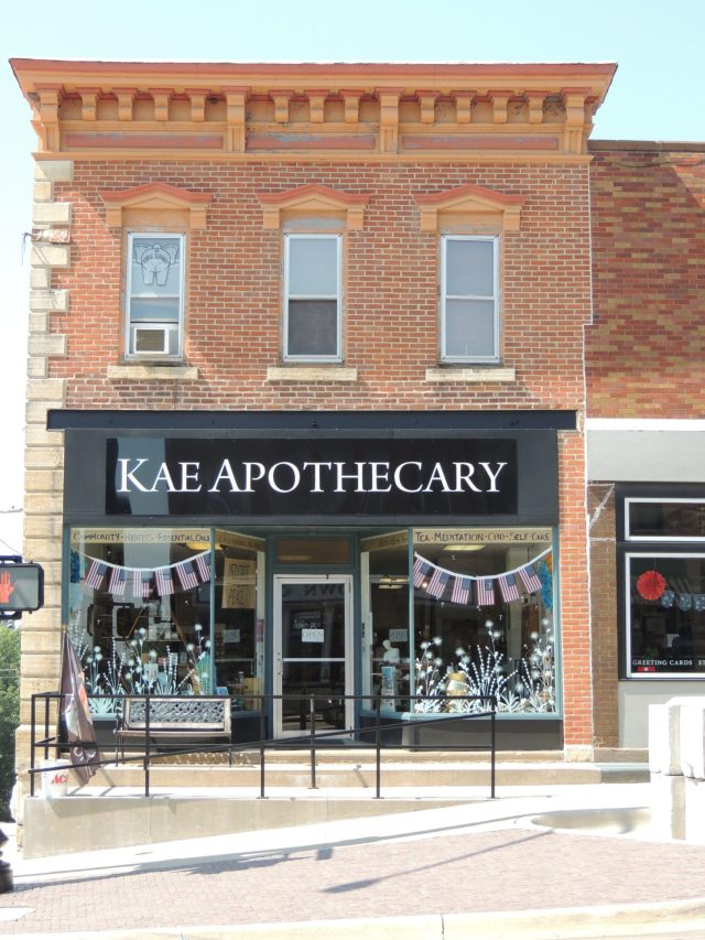 Photo of Kae Apothecary 2019