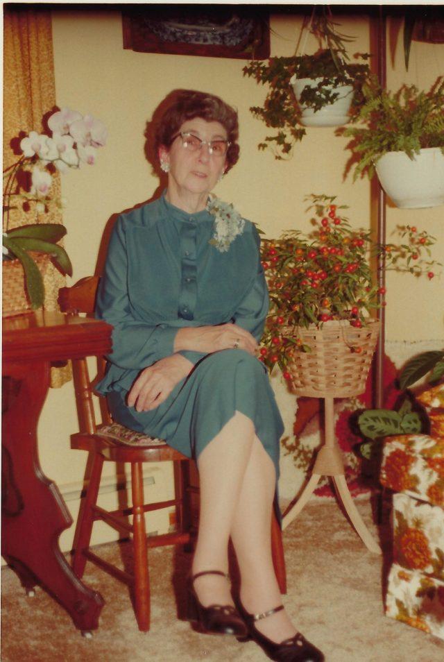 Photo of Florence Bridges