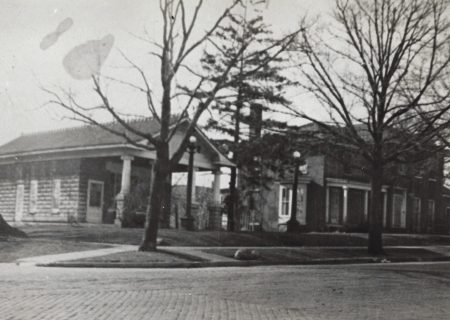 Photo of Wolfe office and home