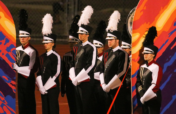 Marching Band – Mission Viejo High School Instrumental Music