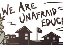 Documentado nuestro apoyo a los estudiantes indocumentados