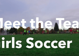 Meet the Team: Girls Soccer