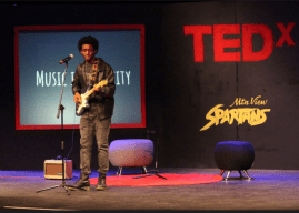 TEDx Mountain View High School: giving voice to students, guests, and performers