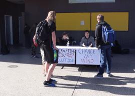 Change My Mind Quad Event Video