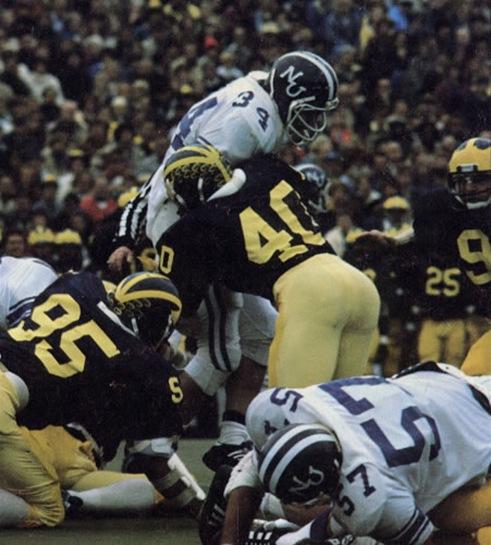 1977 Northwestern Simpkins