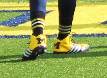 1 Block M shoes