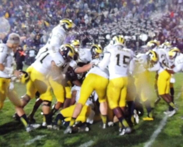 Pile Up Northwestern