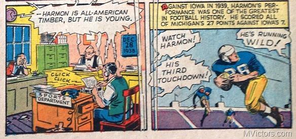 Tom Harmon Iowa 1939