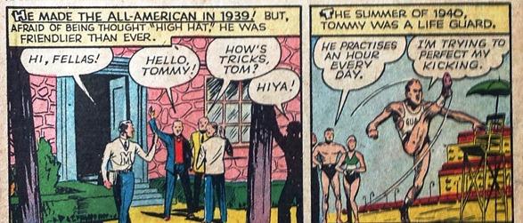 Tom Harmon - Lifeguard