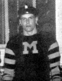 Bob Derleth Michigan Hockey