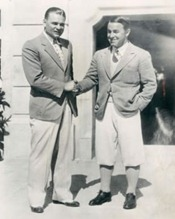 Kipke and Sarazen