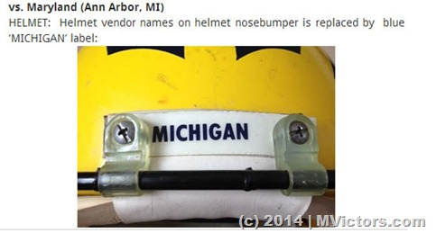 Michigan nosebumper