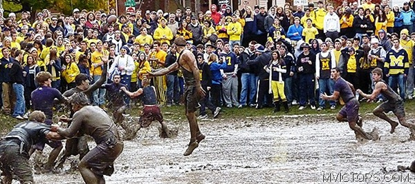 Michigan SAE Mud Bowl