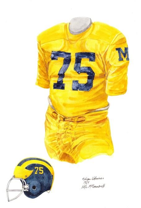Michigan Wolverines 1964