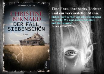 Christine Bernard - Der Fall Siebenschön
