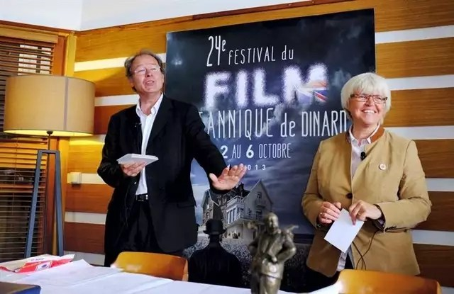 2013 - Interview de Hussam Hindi, directeur artistique du Festival du Film Britannique de Dinard (audio)