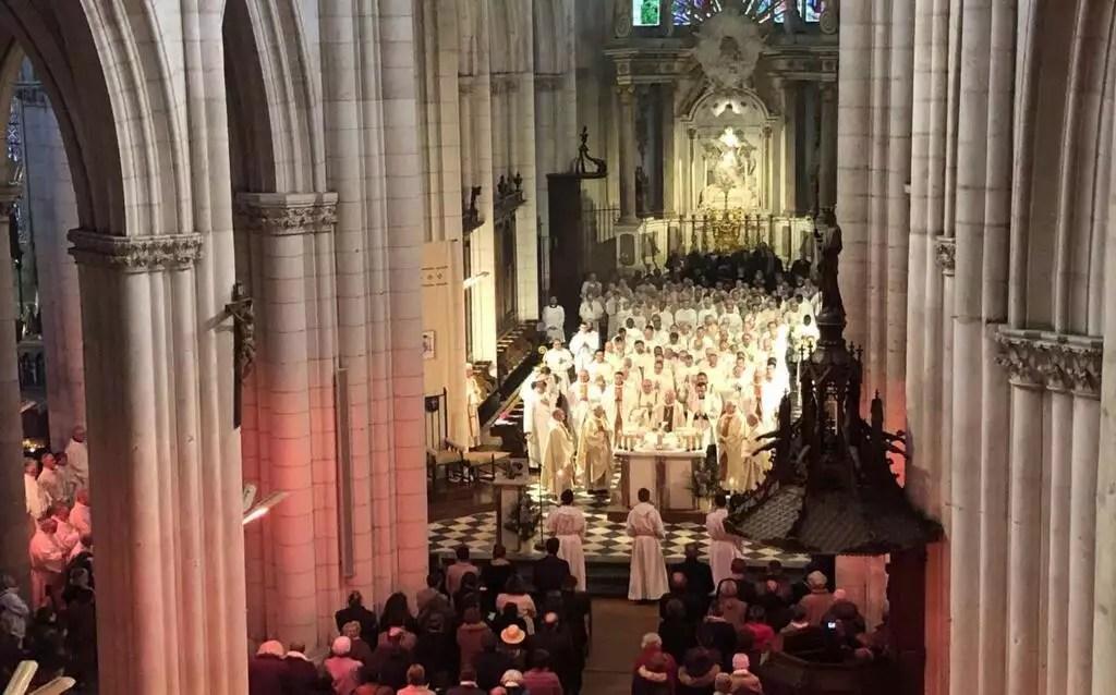 vendee nominations dans le diocese