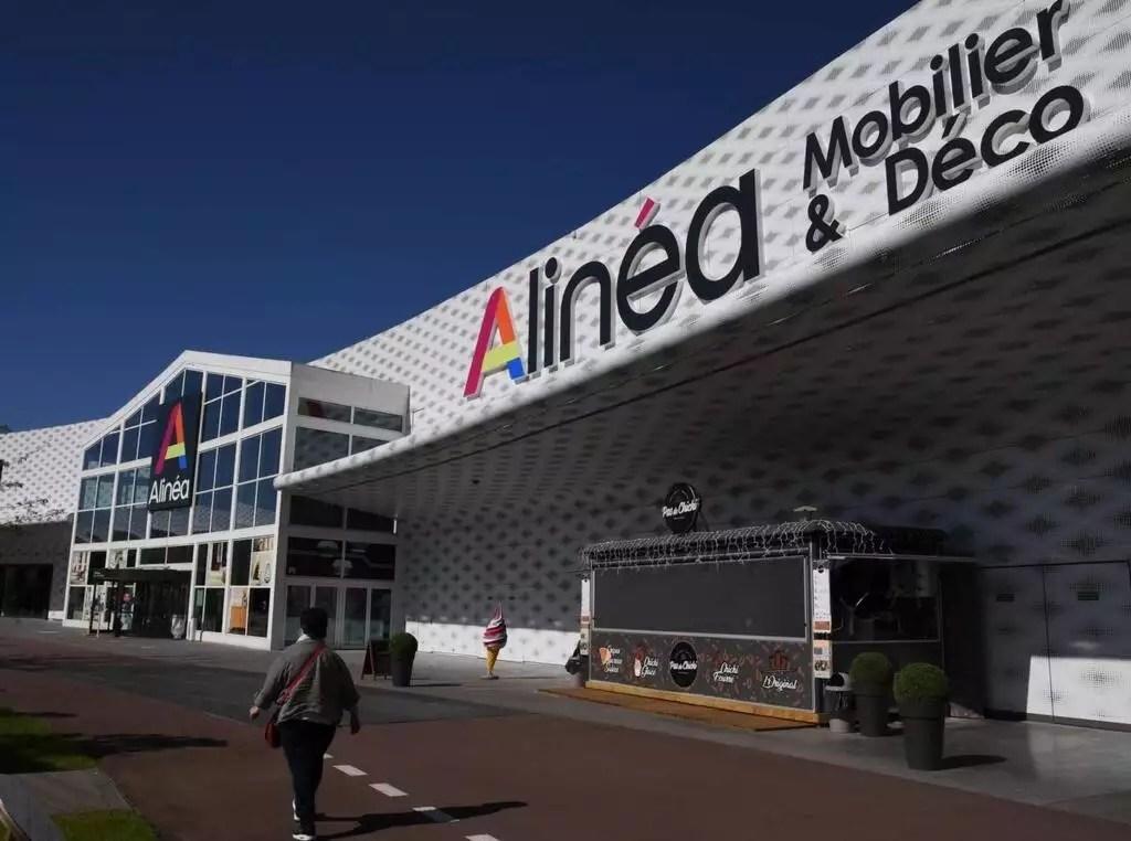 commerce neuf magasins alinea sauves